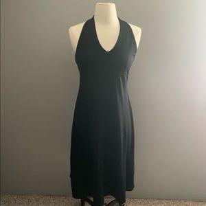 Patagonia Morning Glory Dress Black Medium